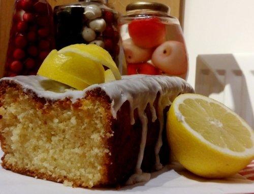 'Starbooks' ;-) Lemon Loaf