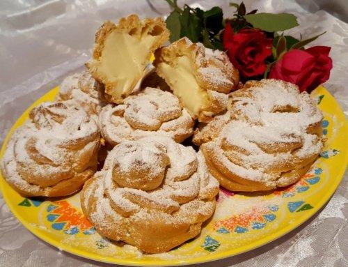 """""""Zeppole"""" Italian Doughnuts"""