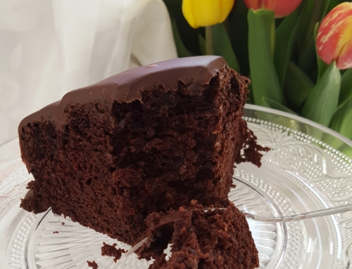 Chocolate Cake For Allergy Sufferer